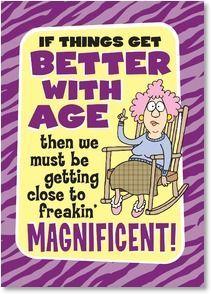aunty acid birthday wishes - Google Search