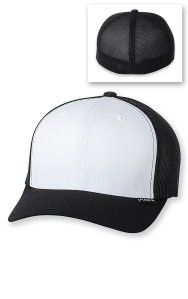 If you're looking for a trucker cap with a bit more style, this is the one for you! This FlexFit Trucker Mesh Hat is a stylish fitted hat. Mesh Cap, Fitted Caps, Baseball Hats, Shirt, Baseball Caps, Dress Shirt, Baseball Hat, Baseball Cap, Ball Caps