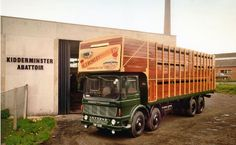 H J Rowley, Kidderminster Abattoir, Leyland Octupus. Vintage Trucks, Old Trucks, Classic Trucks, Classic Cars, Ww2 Fighter Planes, Bus Shelters, Commercial Vehicle, Heavy Equipment, Tractors