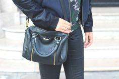 LE Teddy #zadigetvoltaire #blog #mode #fashion #paris