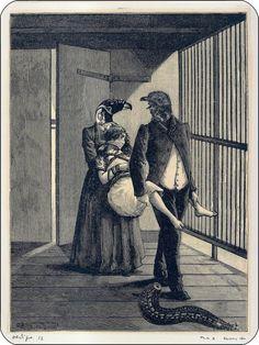 """Max Ernst, """"Una semana de bondad"""""""
