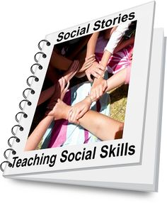 Using social stories to help children with #autism spectrum disorders #transition successfully back to #school.