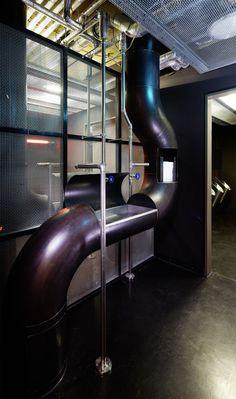 Hôtel container à Hambourg