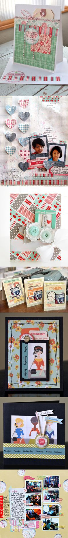 October Afternoon Giant Washi Tape Pack.  72% OFF at www.peachycheap.com!