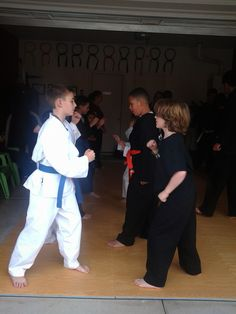 """""""The only person you should try to be better than is the person you were yesterday"""" #xiaolukarate"""