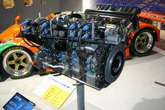 1991 r26b rotary engine it powered the first japanese car to ever win the 24 hours of le mans