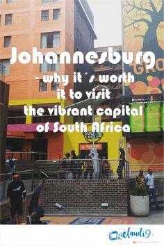 """When I considered going to Johannesburg, majority of the peoplewould say, """"Are you insane? Johannesburg is dangerous!"""".Even before I went to South Africa (or especially Cape Town) for the first time, a lot of people (both local and those who haven't been to South Africa) advised me to be super careful as it is a dangerous place.However, I never understood how those who have not travelled to this place knew of its apparent danger. Imean,Ihave been in this """"dangerous"""" country for about1,5…"""