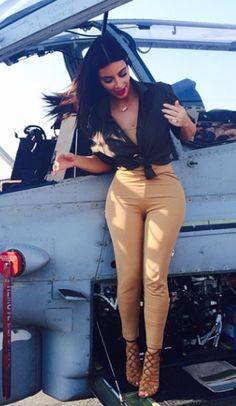 El nuevo estilo de Kim Kardashian