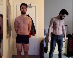 Its not just the gains that are obvious here, its the change in confidence! Results from dedication! Alpha Male. http://www.alanomahony.com/ppc-male/