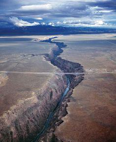 hushaby: Rio Grande River Gorge BridgeBernard Perroud