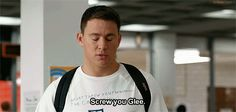 When I want to get dinner with my sisters but none of them will go because glee is on