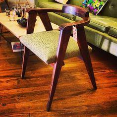 Restored Mid-century chair