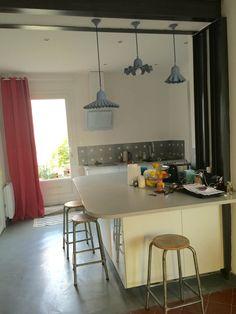 r alisations carreaux de ciment bahya sur pinterest carrelage de ciment cuisine et atelier. Black Bedroom Furniture Sets. Home Design Ideas