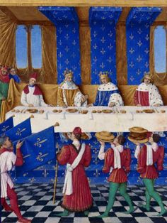 On the occasion when Pope Leo X crowned him, Charles V took ten Spanish minstrels with him for the ceremony. Years later, his arrival in Barcelona in 1533 was celebrated on an enormous scale. One eyewitness reported seeing players of both loud and soft instruments including shawms, sackbuts, dulcians, trumpets, and timpani, among others. In 1540 an eyewitness reported seeing 19 or 20 trumpets as Charles entered Valenciennes.