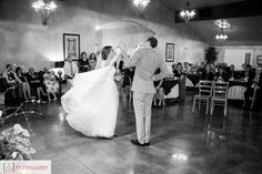 First dance with a Flare