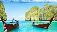 Maya Beach Thailand 2013