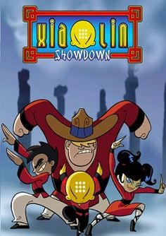 Xiaolin Showdown - Literally one of my FAVORITE shows EVER! I went back and watched every episode, I loved it so much!!! The original is definitely better than the new one they made.