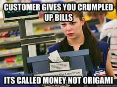 Do you hate your job as a retail worker,cashier,server,barista or fast food worker? Then Visit I Hate Working In Retail Cashier Problems, Retail Problems, Life Problems, Retail Humor, Pharmacy Humor, Retail Funny, Retail Quotes, Work Memes, Work Humor