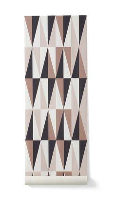 Spear - Rose Papier Peint, Peindre, Papier Peint Rose, Papier Peint  Géométrique, 45a2713ea37
