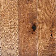 Honey Oak Hand Scraped Solid Hardwood