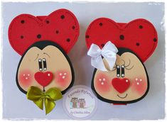 Kids Crafts, Foam Crafts, Diy And Crafts, Early Childhood Education, Punch Art, Ladybug, Mickey Mouse, Projects To Try, Bee