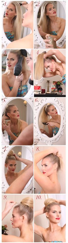 """15 Amazing Pinterest Tutorials For Dirty Hair Hairstyles! 