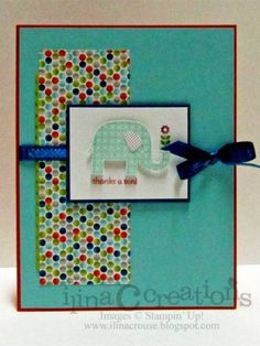 Patterned Occasions- SAB 2013 sneak peek by ilinacrouse - Cards and Paper Crafts at Splitcoaststampers