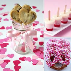 Cute treat ideas for Valentines Day!