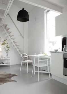 A BEAUTIFUL APARTMENT IN A SWEDISH FARMHOUSE   THE STYLE FILES