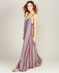 Boho Maxi Dress (3) | Dresscab
