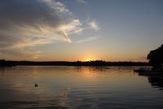 Spectacular Sunsets at Whitefish Lake Ontario
