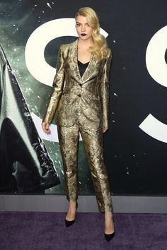 "Anya Taylor-Joy in Dolce & Gabbana at the ""Glass"" New York Premiere   Tom + Lorenzo"