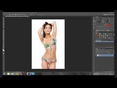 Dominando Photoshop: Recorte perfecto de imágenes. Videotutorial #Recursos #Herramientas # Diseño