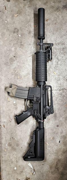 AR Parts for Custom Rifles Airsoft Guns, Weapons Guns, Guns And Ammo, Military Weapons, Military Army, Ar Rifle, Armas Ninja, Ar Pistol, Battle Rifle