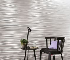Find out all of the information about the Atlas Concorde product: indoor tile / wall / ceramic / cm WALL DESIGN : RIBBON WHITE & SAND. Concorde, Wall Cladding Tiles, Panneau Mural 3d, Wall Design, House Design, Decorative Wall Tiles, Gallery Wall Layout, 3d Wall Panels, Lobby Design
