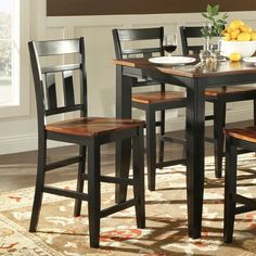 Homelegance Paxton Dining Chairs - Set of 2 - 5079BK-24(2PC)