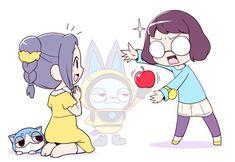 Japanese Yokai, Youkai Watch, Gamer Pics, Nickelodeon, Shugo Chara, Cute Pokemon, Game Character, Venus, Disney