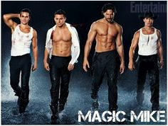 @Kelly Schmidt so excited for magic mike :)