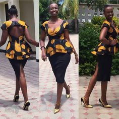 These fashionistas are proving Ankara print is here to stay! Ankara is so versatile and it is pretty cool to know you can sew any design of your choice with…