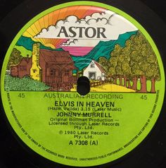Astor Records label from 1974-81.  Bought out by PolyGram Records and the Astor Records label was phased out by the end of 1983.