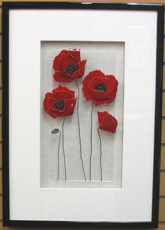 Poppies in Black and White | Flickr - Photo Sharing!