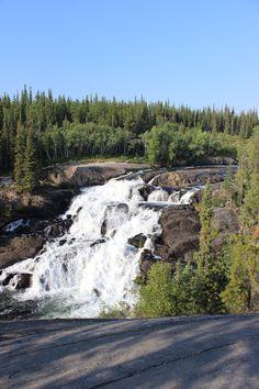 Cameron Falls, Northwest Territories, Canada