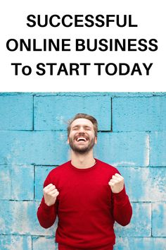 heres a profitable online business to start. Starting a business online is very different than starting a successful online business. Online Business From Home, Successful Home Business, Successful Online Businesses, Starting A Business, Business Tips, Way To Make Money, Make Money Online, Online Entrepreneur, Entrepreneur Ideas
