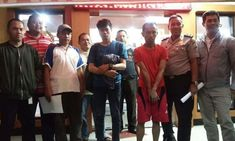 Indonesian Gay Couple Detained After Their House Raided By Vigilante Group Transgender News, Group Pictures, Another Man, Gay Couple, Lgbt, The Cure, Jakarta, Shit Happens, Couples