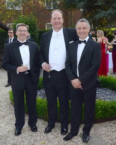 Todd Oken, Simon Trippick & Stuart Batchelor