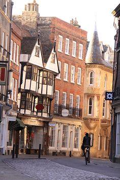 Trinity Street, Cambridge, UK