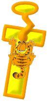 Garfield alphabets
