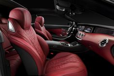 WOW! 2015 Mercedes-Benz S550 4MATIC Coupe -- High-Speed, High-Fashion 2-Door Glam Shuttle » Car-Revs-Daily.com