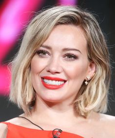 Hilary Duff Had A Huge Crush On This Hunky Co-star #refinery29 http://www.refinery29.com/2016/01/101141/hilary-duff-kissing-crush-chad-michael-murray