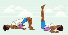 Stressed over that big test? Try these restorative yoga poses to relieve stress.